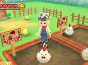 New Harvest Moon: First Earth 3DS Videos Ripen Up