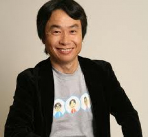 Miyamoto-san on a Monday morning