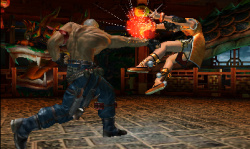 Tekken wouldn't be the same without exploding fists