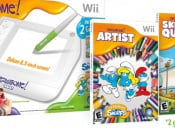 Ubisoft Reveals Its Drawsome Wii Graphics Tablet