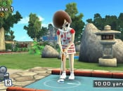 Shin'en Putts Fun! Fun! Minigolf TOUCH! Into the eShop Cup