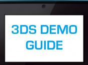 Nintendo 3DS eShop Demos