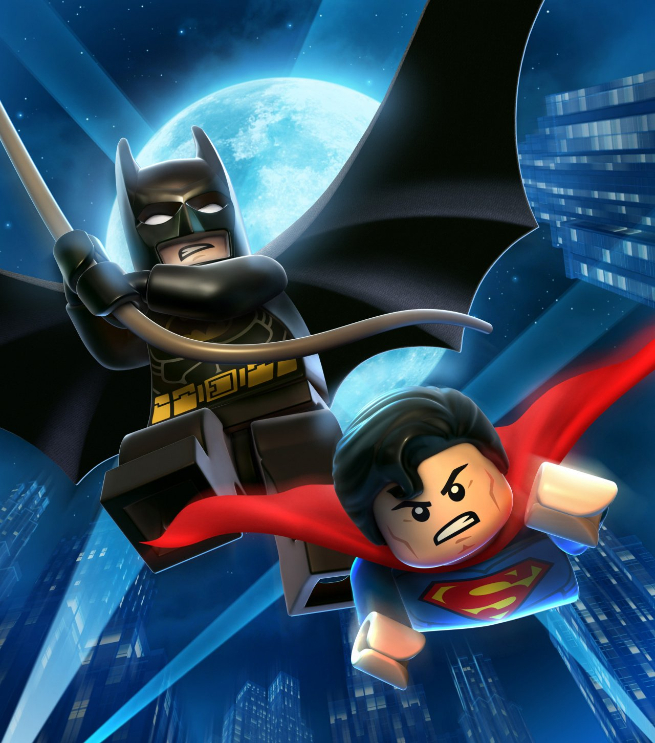 LEGO Batman 2: DC Super Heroes Coming to Wii, 3DS and DS ...