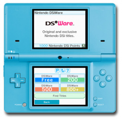 DS games still coming in