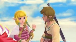Feature: Zelda and Lin...