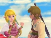 Zelda and Link's Romance in Skyward Sword