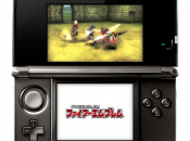 Jump Magazine Forges More Fire Emblem 3DS Details