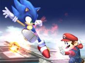 See, Kids? Sonic and Mario Weren't Always Friends