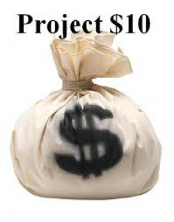 Some see 'Project $10' as a cynical move