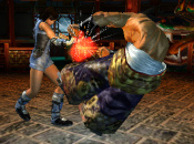 Tekken 3D's Multiplayer Mode is 2D Only