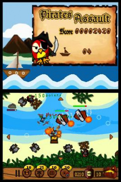 Pirates Assault