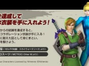 Dynasty Warriors' Samus & Link Costumes Move Like This