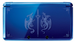 Fire Emblem 3DS console