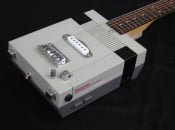 8-Bit + 6 String = NES Guitar