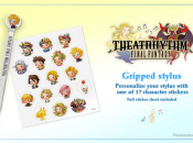 Pre-Order Theatrhythm, Get a Stylus and Stickers