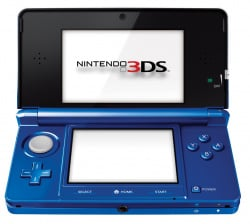 Success is expected for 3DS
