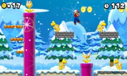 A winter wonderland for 3DS sales
