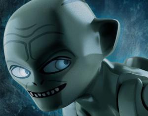 Fact: Gollum invented troll face