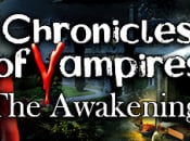 Chronicles of Vampires Reawakens on DSiWare This Week