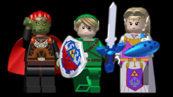 LEGO Zelda could be real