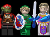 Michael Inglis - Building LEGO Zelda