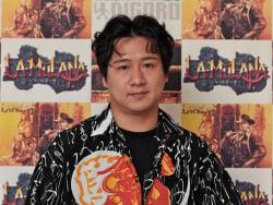 Takumi Naramura, La-Mulana's director at Nigoro