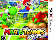 Mario Tennis Open Just Misses UK Top Ten