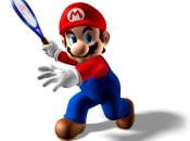 Mario Tennis Takes Second in Japanese Charts