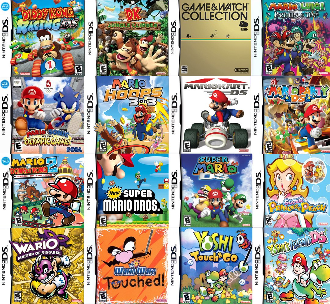 Best dating ds games