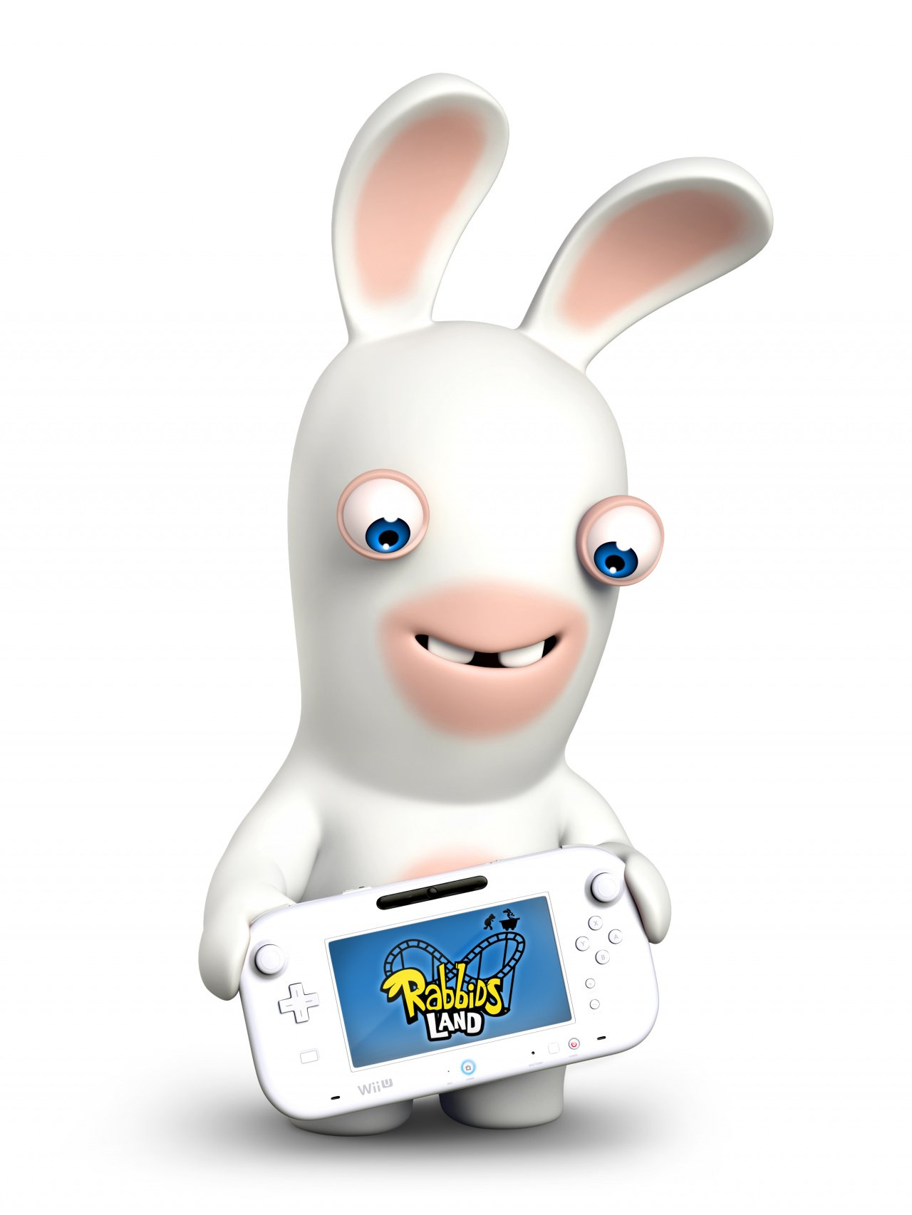 E3 2012 Rabbids Land Is A Wii U Party Board Game