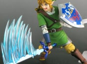 Japan Gets New Skyward Sword Link Figure in October