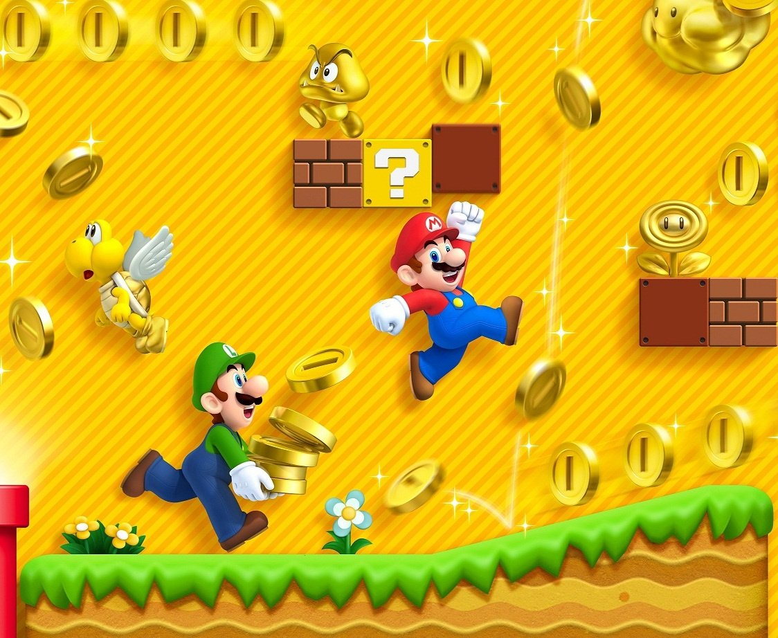 new super mario bros 2 trailer is informative nintendo life. Black Bedroom Furniture Sets. Home Design Ideas