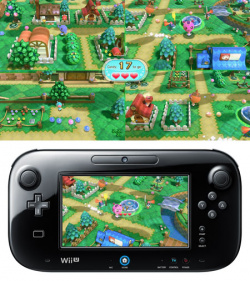 Animal Crossing Wii U!