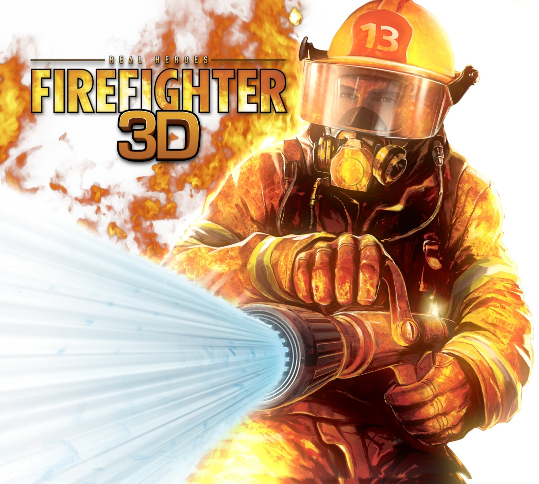 Reef Calls In Real Heroes: Firefighter 3D This September