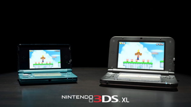 The positives of 3DS XL