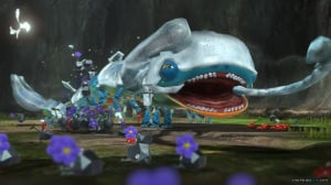 Pikmin 3's visuals stand out