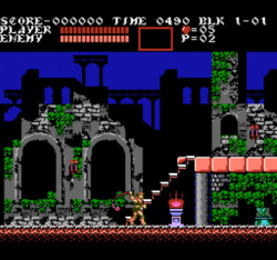 According to Cox, Mirror of Fate will resemble Dracula's Curse on the NES - not a bad thing, when you consider how great that game is