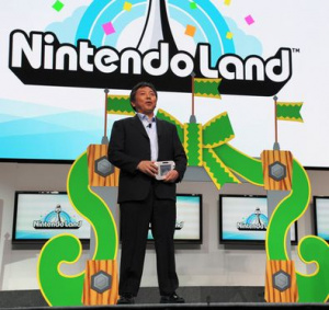 The man with the Wii U plan