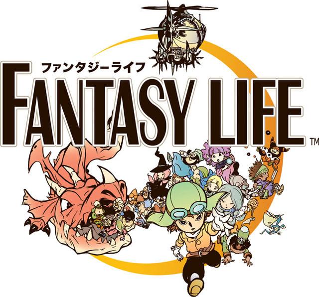 trailer de  Fantasy Life, lo nuevo de Level 5 Large