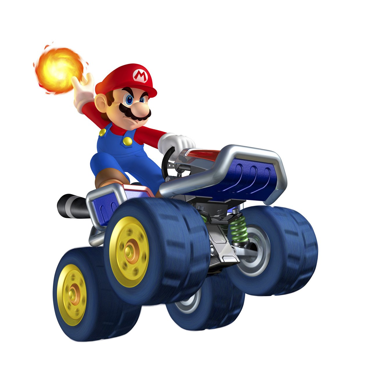 mario kart 7 39 fastest family 39 competition calls in a celeb nintendo life. Black Bedroom Furniture Sets. Home Design Ideas