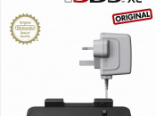 3DS XL Cradle and AC Adaptor Available 24th August