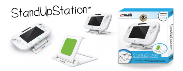 Stand-Up Station
