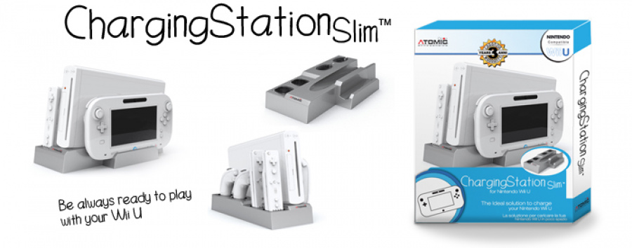 Charging Station Slim