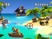Crazy Chicken: Pirates Flapping To NA eShop And DSiWare Next Week