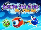 Escape The Virus: Shoot 'Em Up! Infecting NA DSiWare August 30th