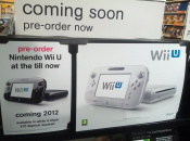 HMV Says You Can Now Preorder the Wii U in Black and White