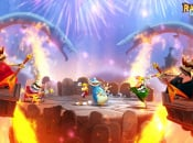 Rayman Legends is Exclusive to Wii U
