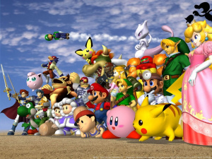 Smash Bros., assemble!