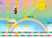 New Super Mario Bros. 2 Rainbow Courses