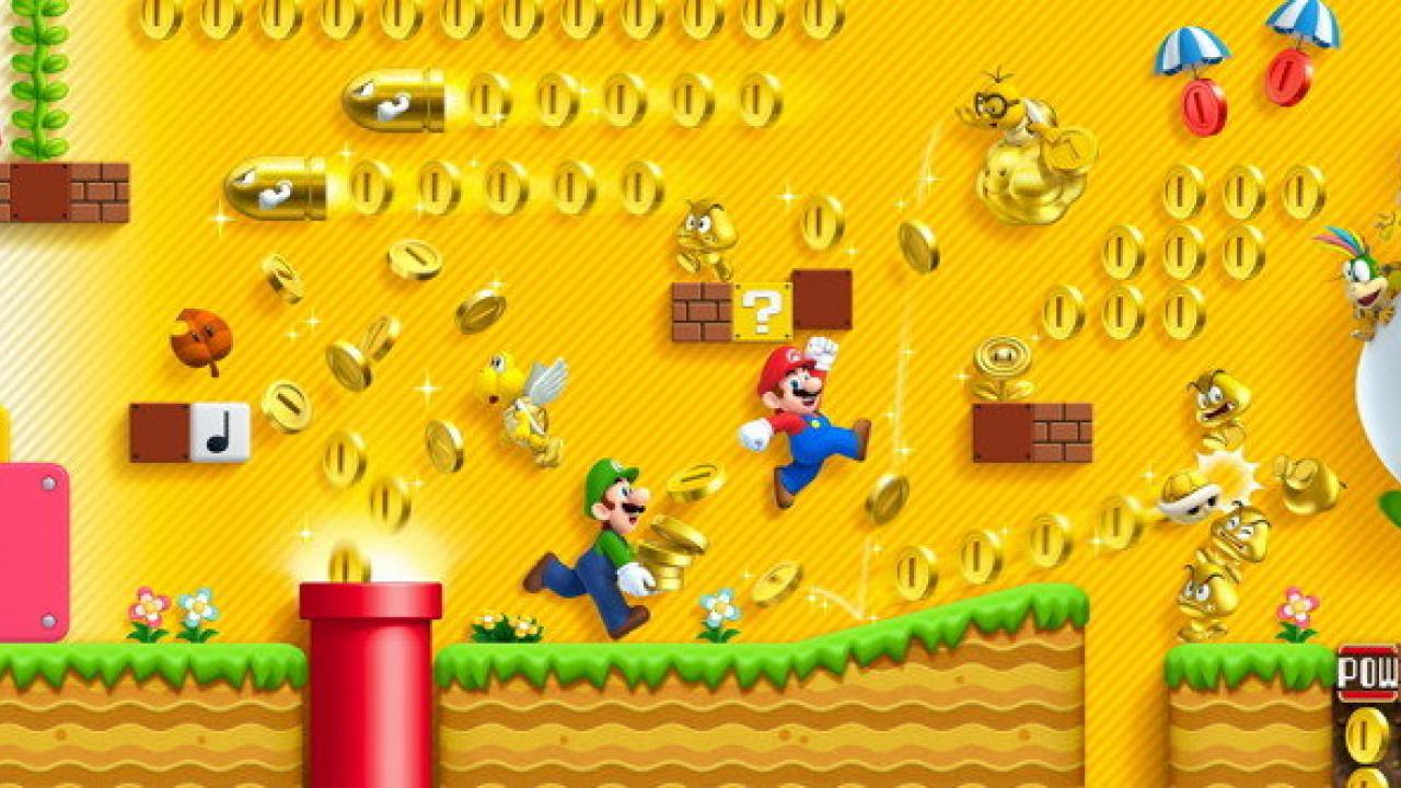 Tips Two New Super Mario Bros 2 Secrets Nintendo Life